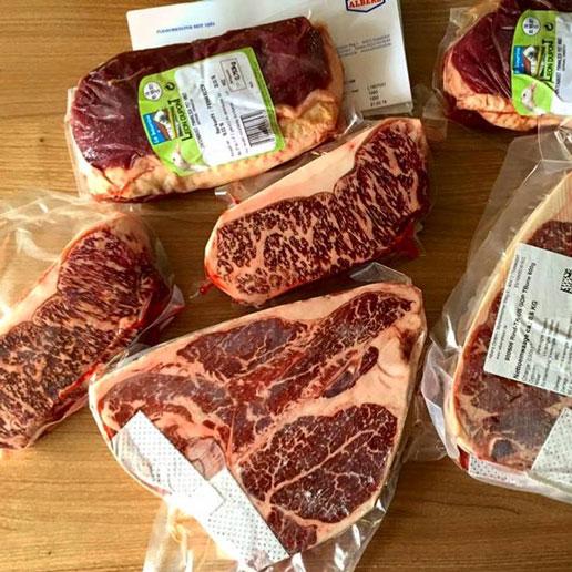Wo man heute hochwertiges Gourmetfleisch kauft