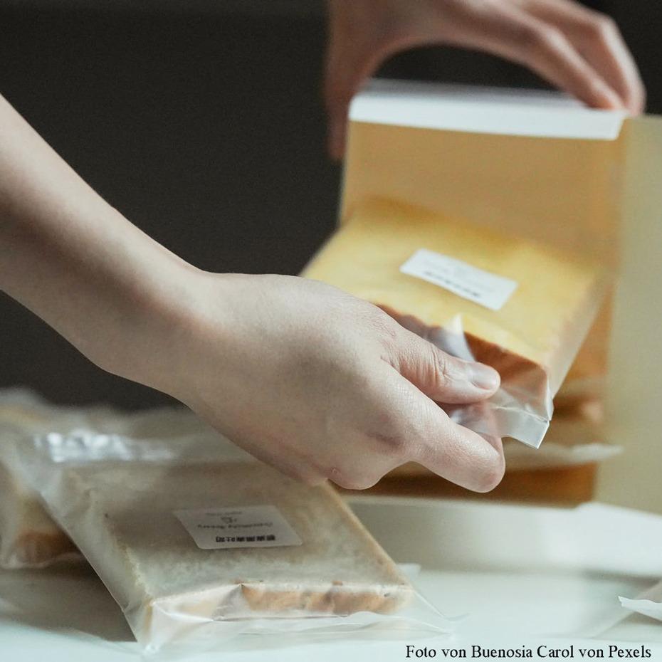 Neu: Zellglas und biologisch abbaubare Folien als Verpackung